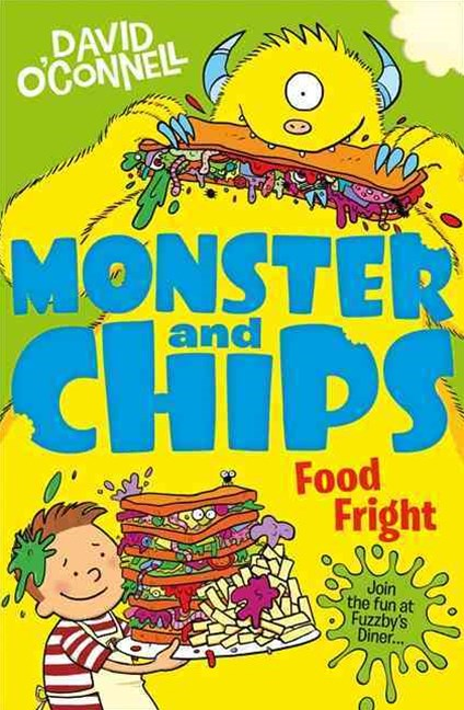 Monster and Chips (3): Food Fright