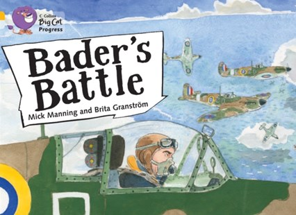 Bader's Battle by Brita Granstrom, Mick Manning (9780007498642) - PaperBack - Non-Fiction