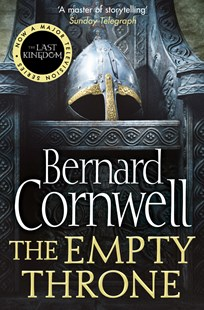 The Empty Throne by Bernard Cornwell (9780007504190) - PaperBack - Adventure Fiction Modern