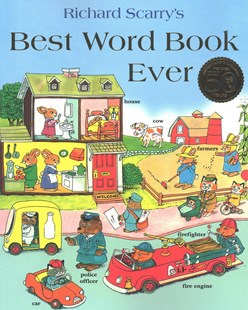 Best Word Book Ever by Richard Scarry (9780007507092) - PaperBack - Picture Books