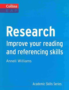 Collins Academic Skills Series: Research by Anneli Williams (9780007507115) - PaperBack - Language English