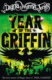 (ebook) Year of the Griffin - Children's Fiction