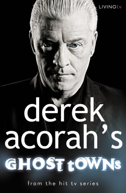 (ebook) Derek Acorah's Ghost Towns