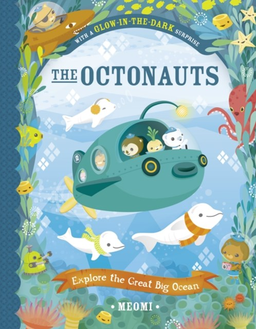 Octonauts Explore The Great Big Ocean (Read Aloud)