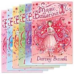 (ebook) Magic Ballerina 1-6 (Magic Ballerina)