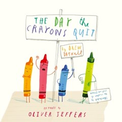 (ebook) The Day The Crayons Quit