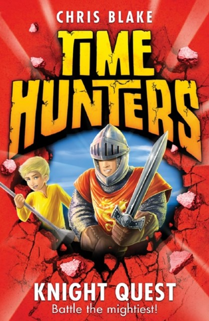 (ebook) Knight Quest (Time Hunters, Book 2)