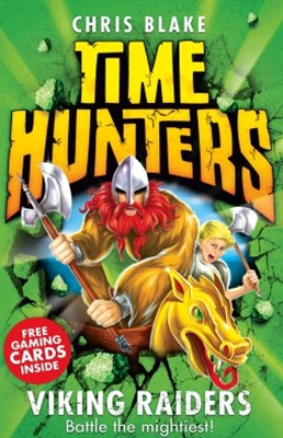 (ebook) Viking Raiders (Time Hunters, Book 3)