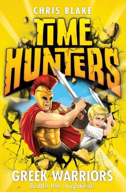 (ebook) Greek Warriors (Time Hunters, Book 4)