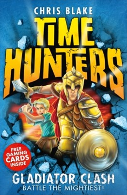 (ebook) Gladiator Clash (Time Hunters, Book 1)