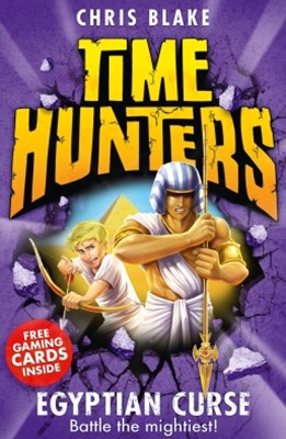 Egyptian Curse (Time Hunters, Book 6)