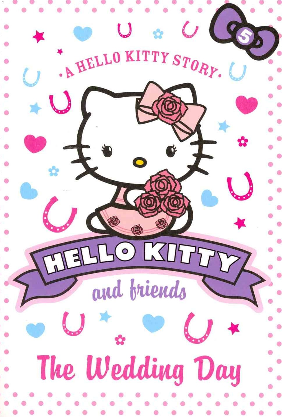 Hello Kitty and Friends: The Wedding Day