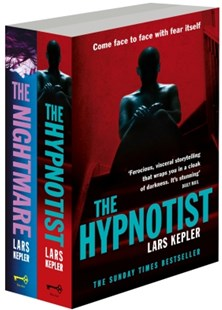 (ebook) Joona Linna Crime Series Books 1 and 2: The Hypnotist, The Nightmare - Crime Mystery & Thriller