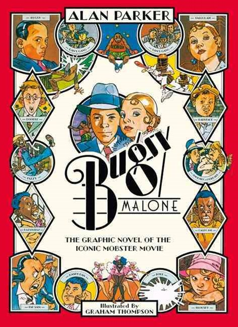 Bugsy Malone Graphic Novel