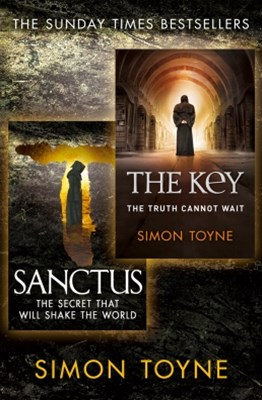 Sanctus and The Key: 2 Bestselling Thrillers