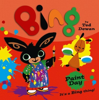 (ebook) Bing: Paint Day
