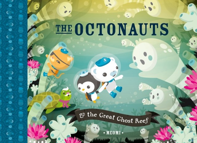 (ebook) Octonauts and the Great Ghost Reef (Read Aloud)