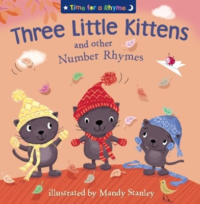 (ebook) Three Little Kittens and Other Number Rhymes (Read Aloud) (Time for a Rhyme)