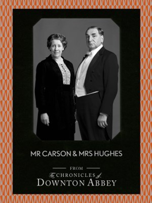 (ebook) Mr Carson and Mrs Hughes (Downton Abbey Shorts, Book 7)