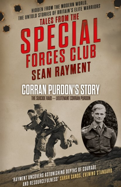 (ebook) The Suicide Raid: Lieutenant Corran Purdon (Tales from the Special Forces Shorts, Book 4)