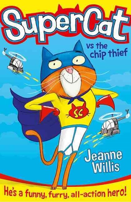 Supercat (1) - Supercat Vs The Chip Thief