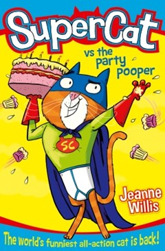 (ebook) Supercat vs The Party Pooper (Supercat, Book 2)