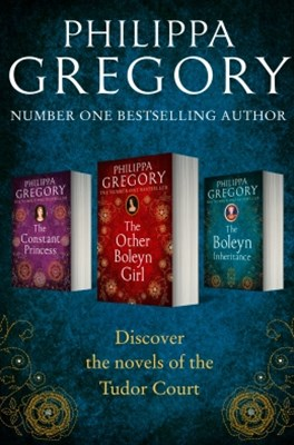 (ebook) Philippa Gregory 3-Book Tudor Collection 1: The Constant Princess, The Other Boleyn Girl, The Boleyn Inheritance