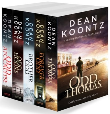 Odd Thomas Series Books 1-5
