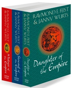 (ebook) The Complete Empire Trilogy: Daughter of the Empire, Mistress of the Empire, Servant of the Empire - Classic Fiction