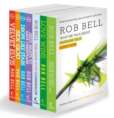 The Complete Rob Bell: His Seven Bestselling Books, All in One Place