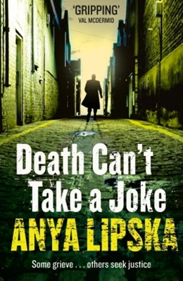 Death Can't Take a Joke (Kiszka & Kershaw, Book 2)