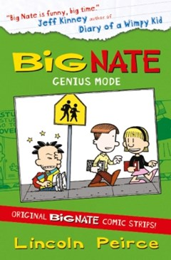 (ebook) Big Nate Compilation 3: Genius Mode (Big Nate)
