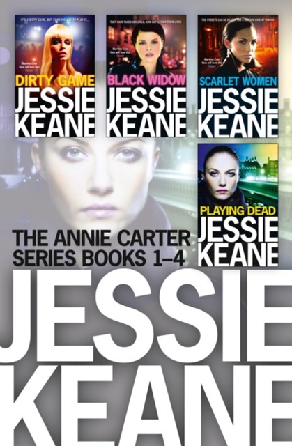 (ebook) The Annie Carter Series Books 1–4