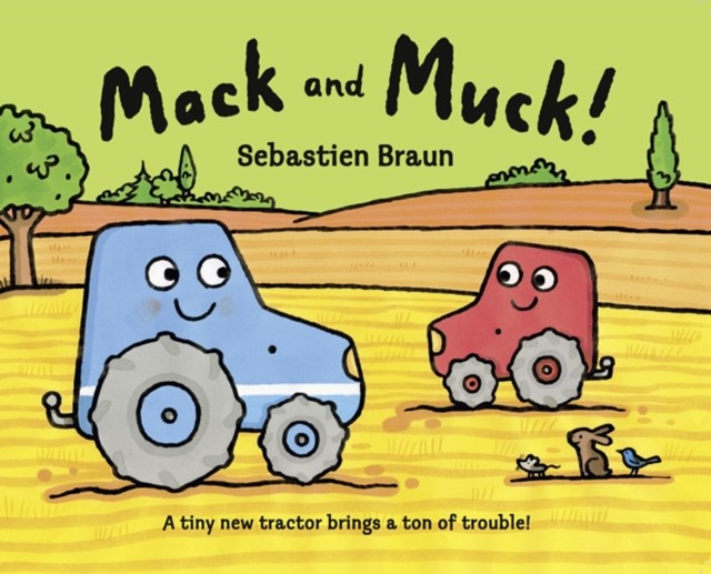 Mack and Muck! (Read Aloud)