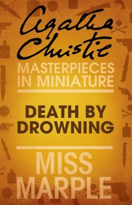 (ebook) Death by Drowning: A Miss Marple Short Story