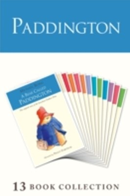 (ebook) Paddington Complete Novels (Paddington)