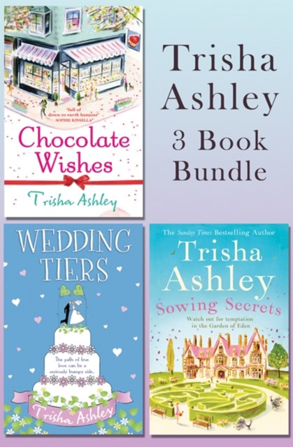 (ebook) Trisha Ashley 3 Book Bundle