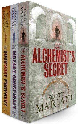 Scott Mariani 3 Book Bundle