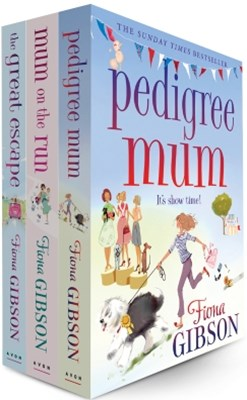 Fiona Gibson 3 Book Bundle
