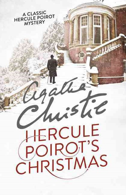Hercule Poirot's Christmas Monocle Edition