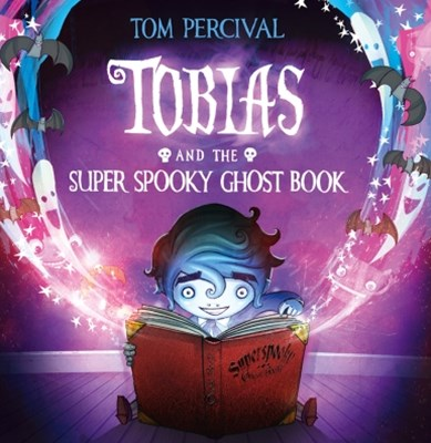 (ebook) Tobias and the Super Spooky Ghost Book (Read Aloud)