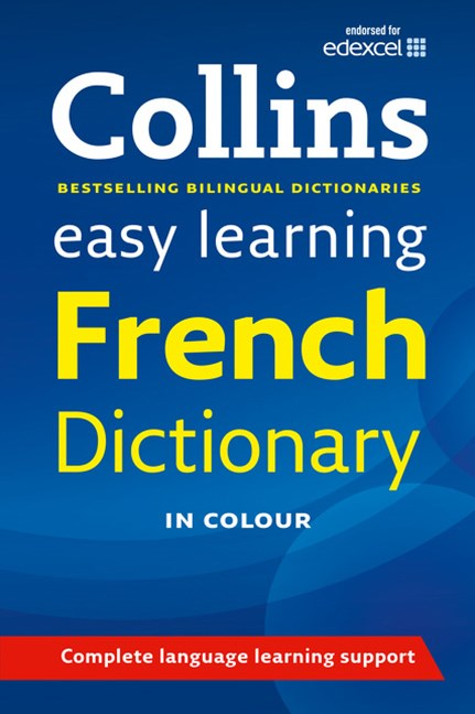Collins Easy Learning French Dictionary [7th Edition]