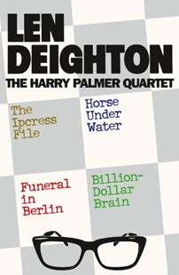 (ebook) The Harry Palmer Quartet - Classic Fiction