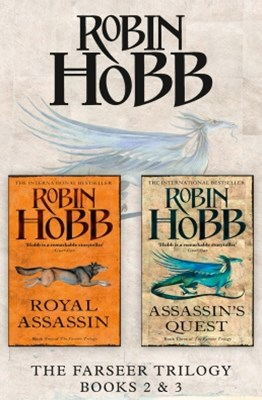 The Farseer Series Books 2 and 3: Royal Assassin, AssassinGÇÖs Quest