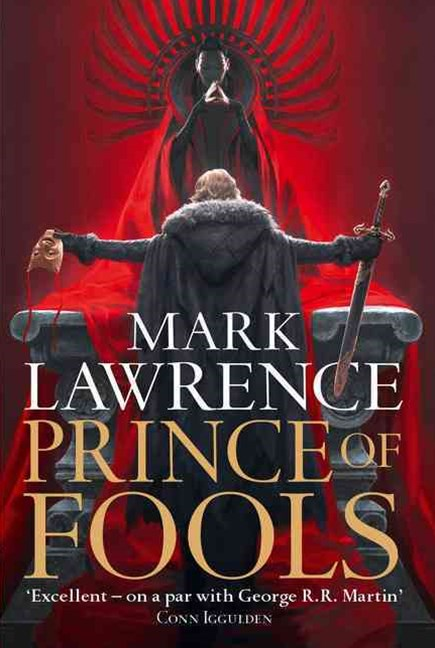 Red Queen's War (1) - Prince of Fools