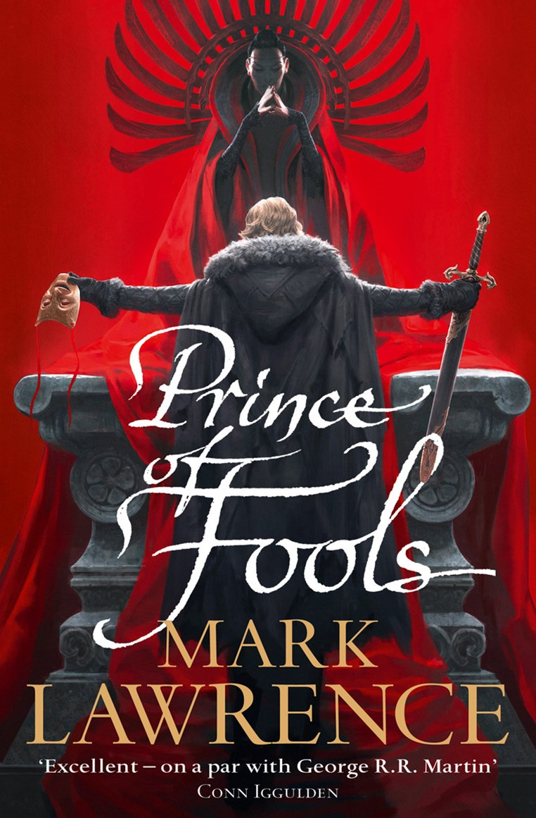 Prince of Fools (Red Queen's War Book 1)