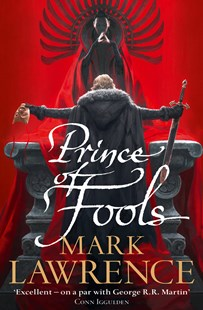 Prince of Fools (Red Queen's War Book 1) by Mark Lawrence (9780007531561) - PaperBack - Fantasy
