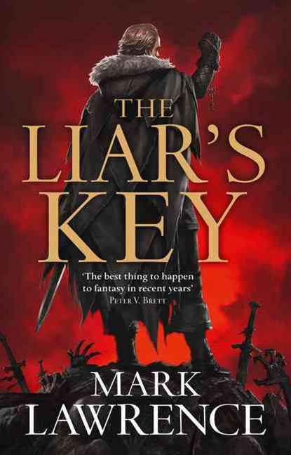 Red Queen's War (2) - The Liar's Key