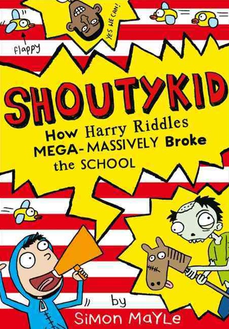 How Harry Riddles Mega-Massively Broke the School