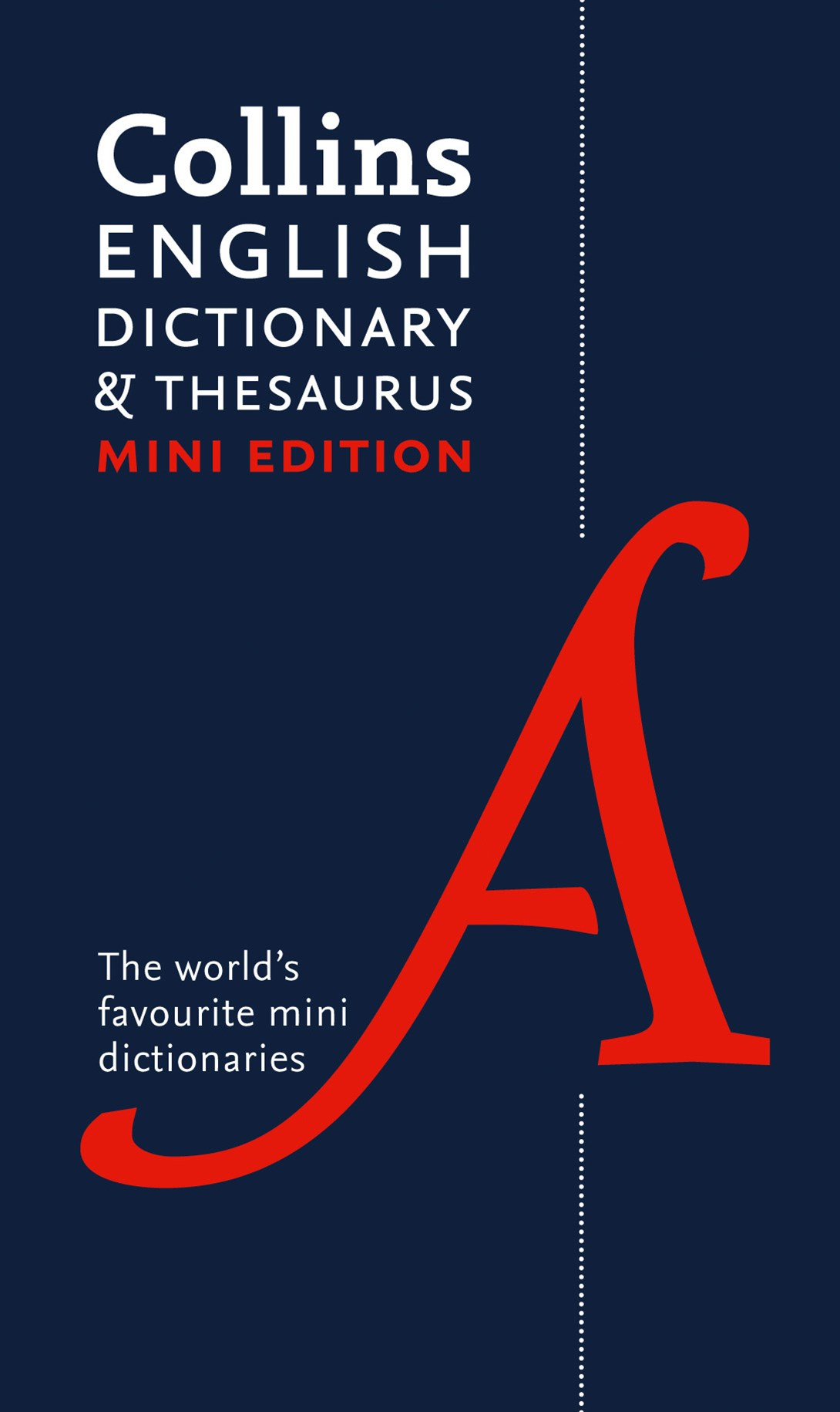 Collins Mini English Dictionary and Thesaurus [3rd Edition]